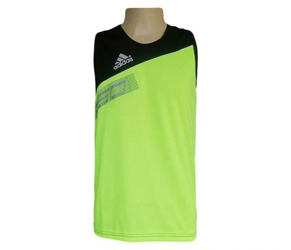 Camisa Regata Adidas Dri Fit verde limão MOD  75243 - LC Variedades ... df27012aec0a0