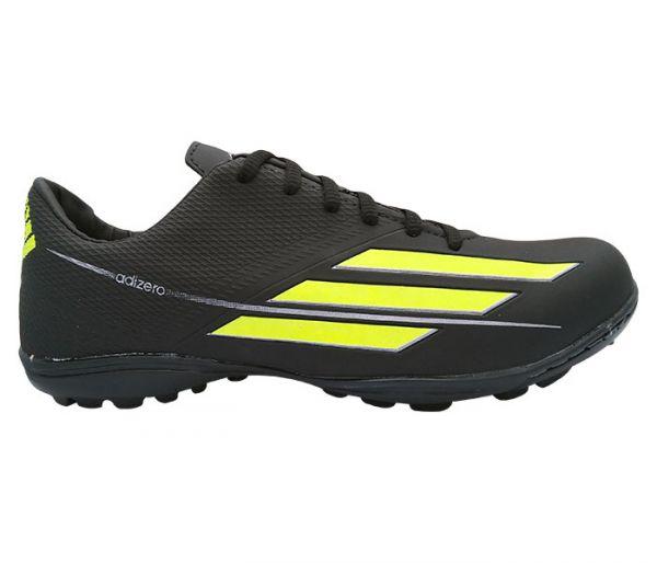 2edb2e34e1 Chuteira Society Adidas Adizero F50 Preto e Verde MOD  11924 - LC ...