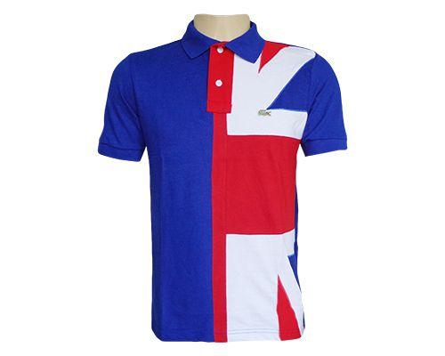 28006e59c5854 Camisa Polo Lacoste Inglaterra MOD  73190 - LC Variedades - Show de ...